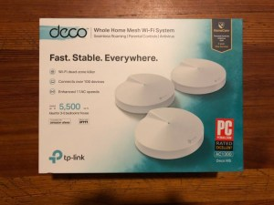 deco mesh routers