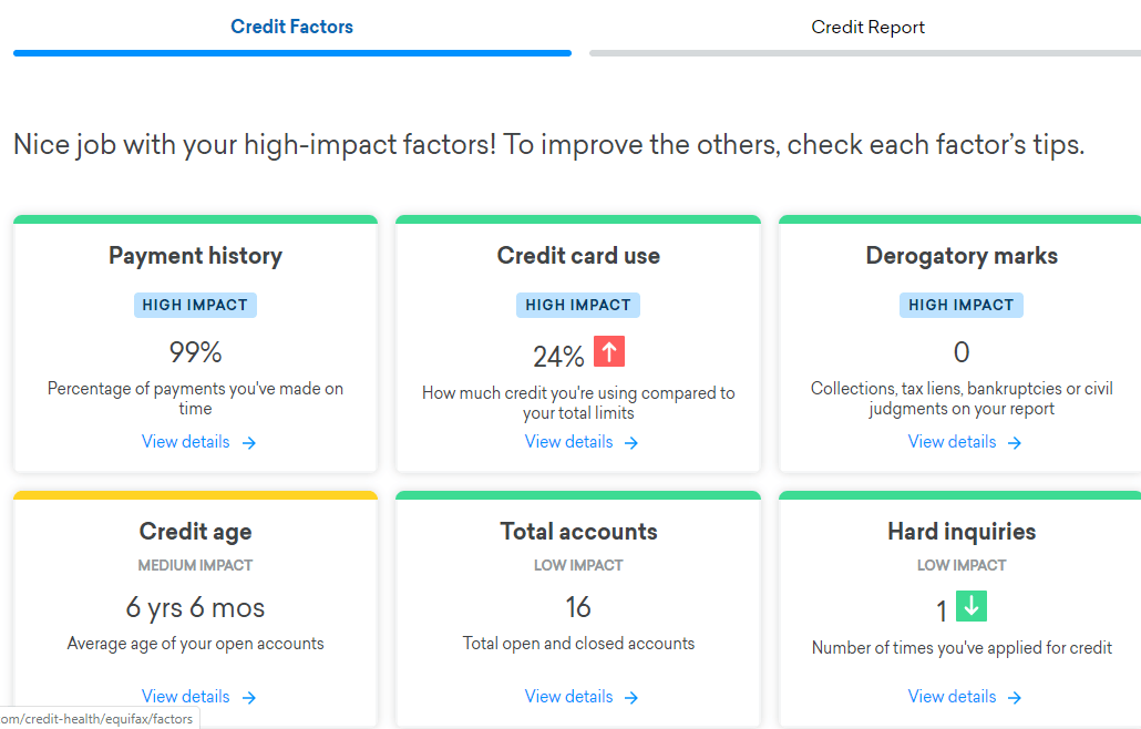 How can i get into my credit karma account