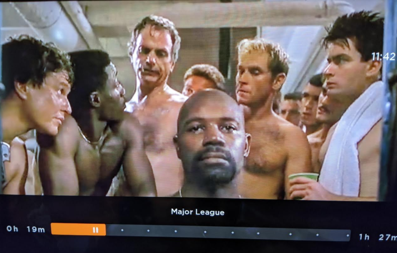 Major League is one of the popular movie options on Popcornflix.