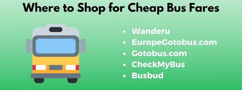 How to buy bus tickets