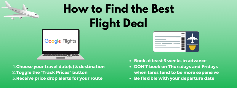 How to find a flight deal