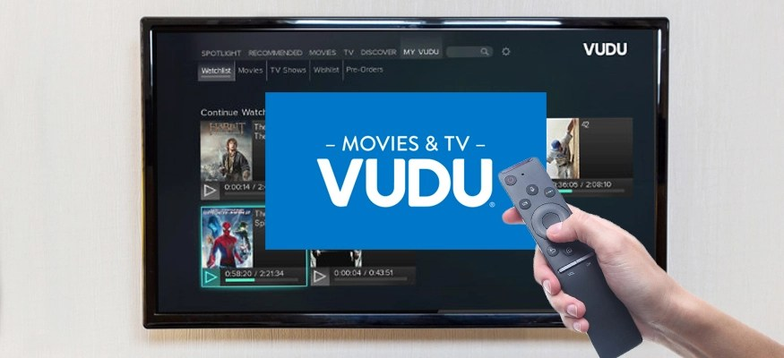 Vudu is a free streaming service from Walmart.