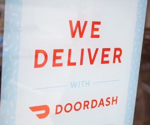 Chase and DoorDash have an agreement.