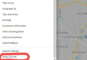 How to delete Google Maps directions