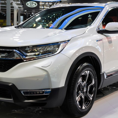 Honda CR-V is one of the 2020 Best Cars for the Money