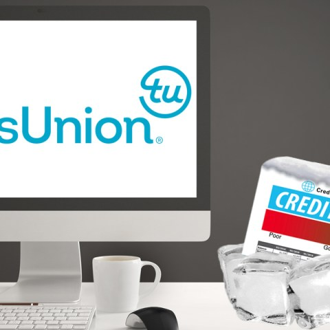 TransUnion Credit Freeze