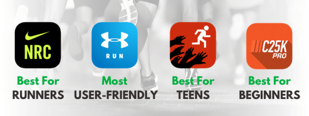 Free workout apps for running and walking