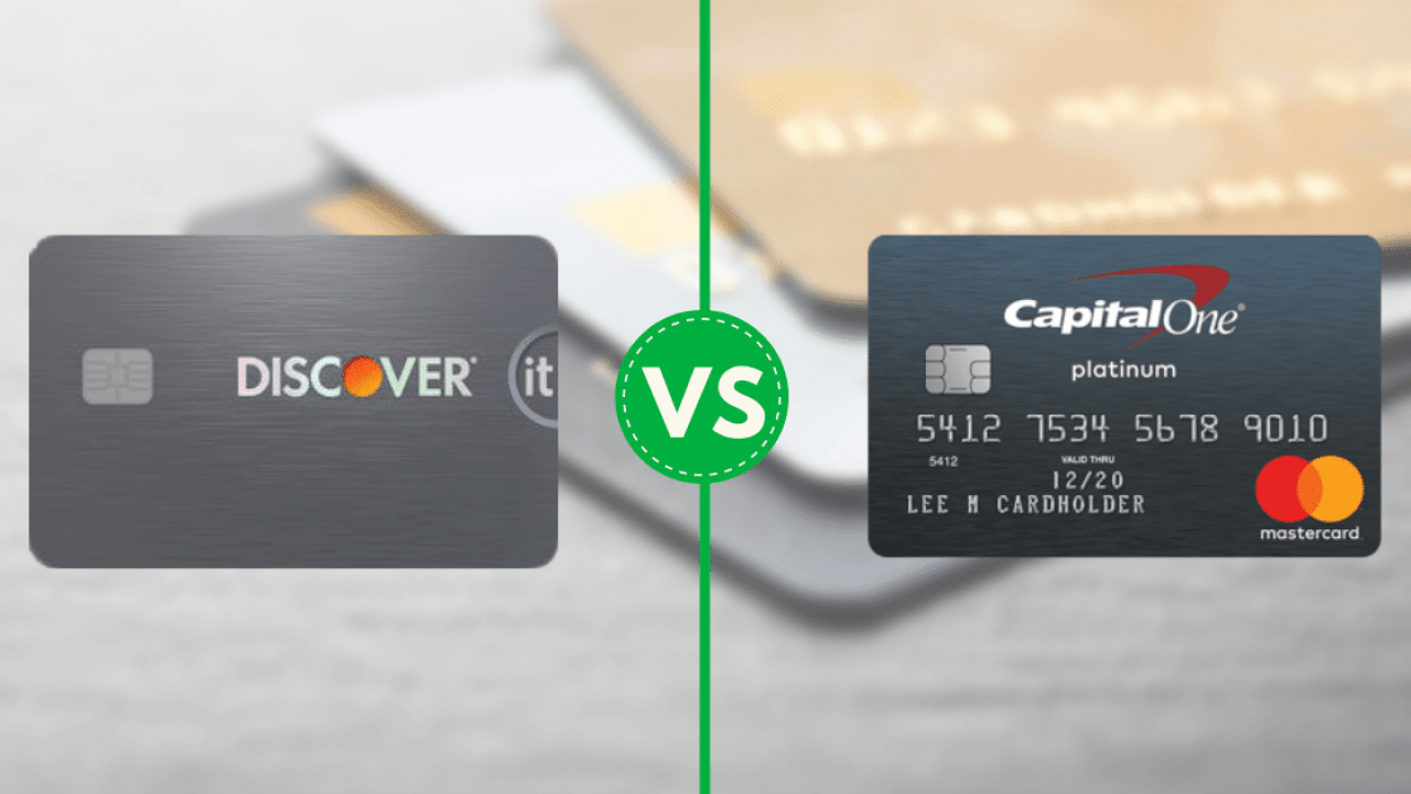 Discover It Secured Vs Secured Mastercard From Capital One Which Is Better Clark Howard