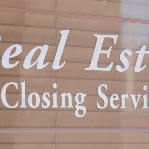 real estate closing services