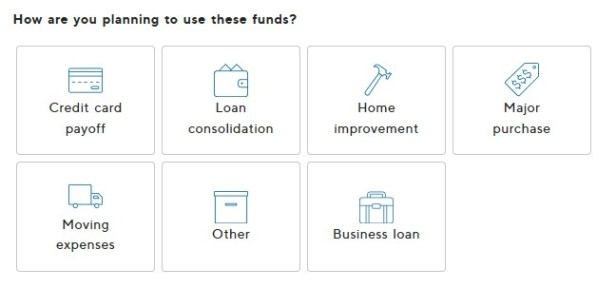 SoFi offers personal loans from $5,000 to $100,000.