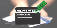 Cash back credit cards earn you money each time you make a purchase.