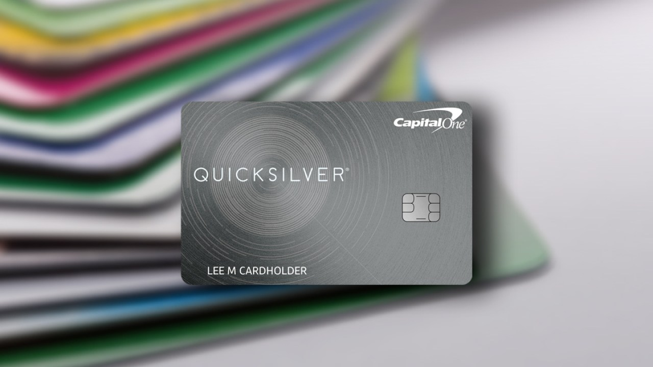 Quicksilver® from Capital One®: 11% Purchases and Transfers for 11