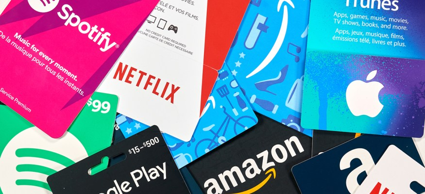 What You Need to Do With Your Gift Cards Right Now