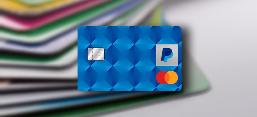 The PayPal Cashback Mastercard offers 2% cash back on all purchases.