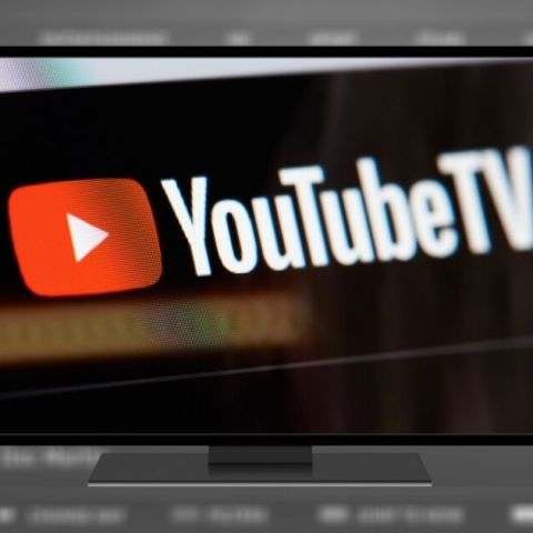 YouTube TV live TV streaming service