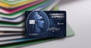 The Blue Cash Preferred card from American Express is one of the top grocery shopping options.