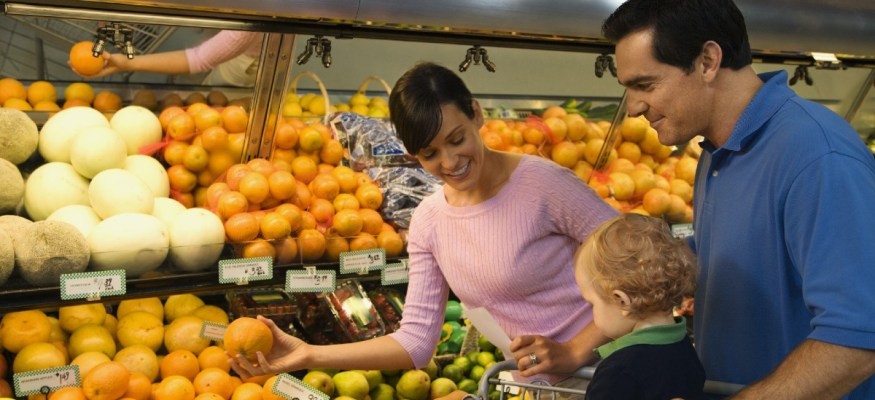 Some cash back credit cards place restrictions on grocery rewards.