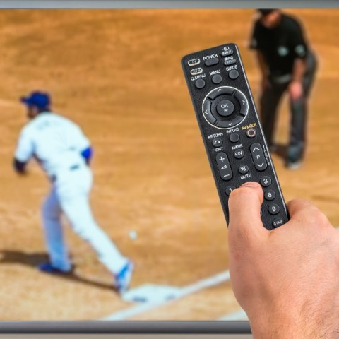 Sports enthusiasts watch their favorite teams on subscription services through cable and streaming providers.