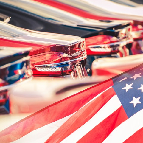 "Report: Top Most ""American-Made"" Cars in 2020"