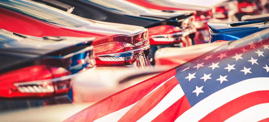 """Report: Top Most """"American-Made"""" Cars in 2020"""