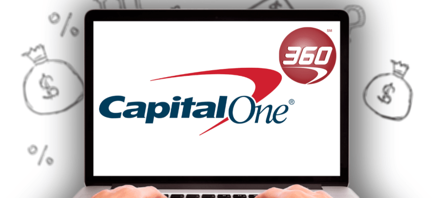 Capital One Bank offers 360 Performance Savings, Checking and CD accounts with no fees and no minimums.