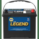 NAPA Legend car battery