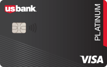 The U.S. Bank Platinum Visa Card offers 20 months of 0% APR.