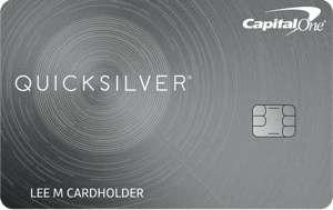 The Quicksilver card requires just $500 in spending for its welcome bonus.