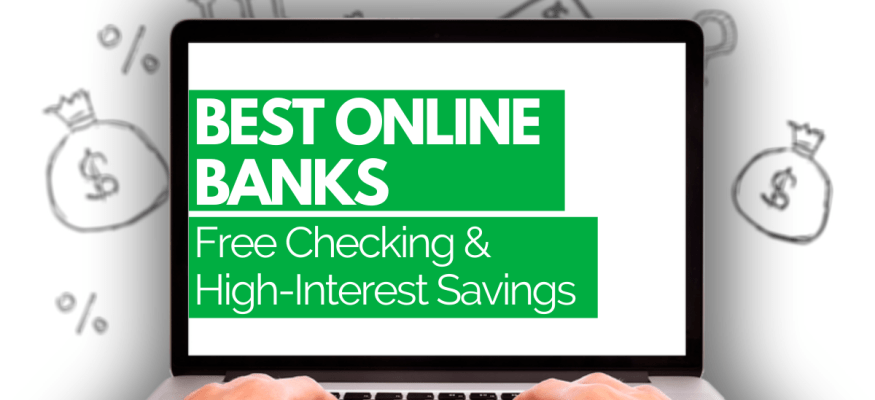 Clark.com ranks the best online banks, taking free checking and high-interest savings accounts into consideration.
