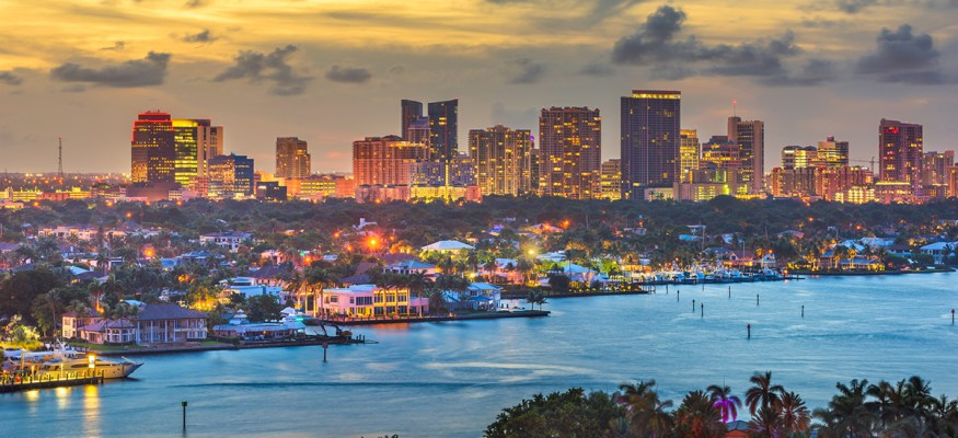 Fort Lauderdale, Florida is one of the best places to retire