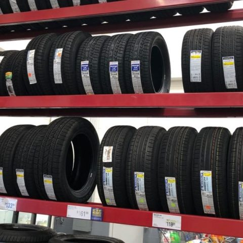 Tires available at Sam's Club