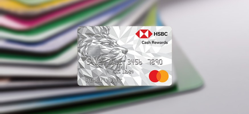 The HSBC Cash Rewards Credit Card offers 3% cash back for the first year of membership.