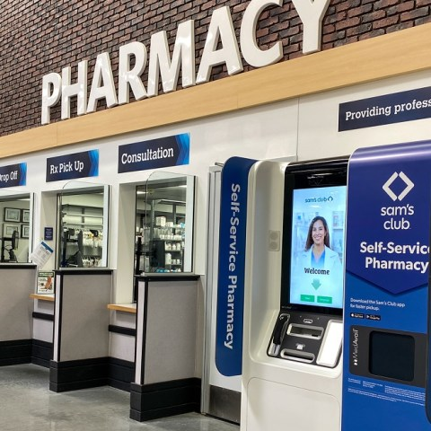 Sam's Club pharmacy