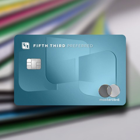 The Fifth Third Preferred Cash Back card gives 2% back on all purchases.