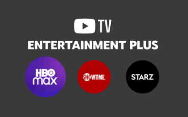 YouTube TV is now offering an Entertainment Plus bundle.