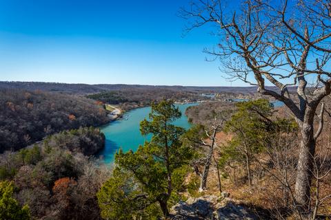 Northwest Arkansas or the Ozarks