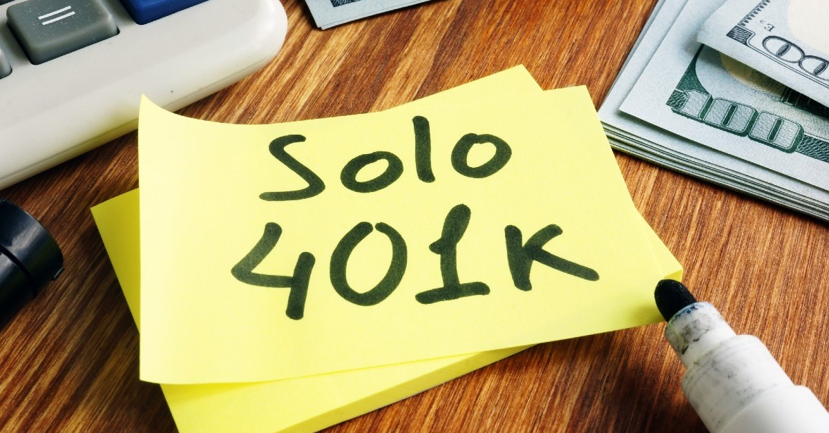 What Is a Solo 401(k) and How Does It Work?