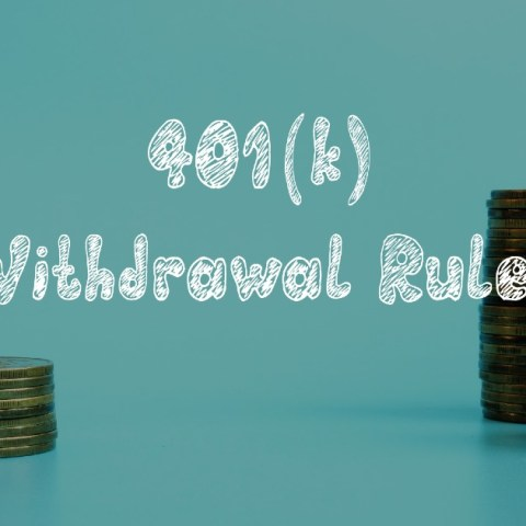 The 401(k) withdrawal rules dictate when you can take money out of your 401(k) without paying an early withdrawal penalty.