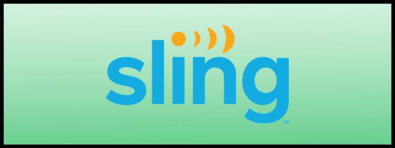 Sling TV streaming service