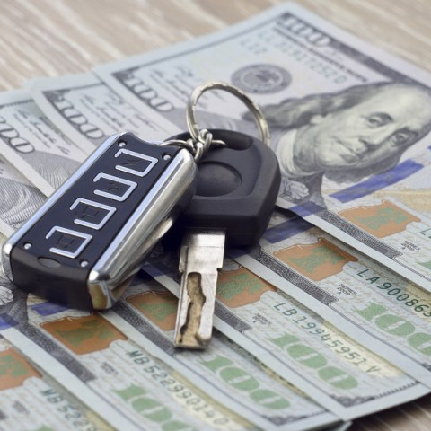 Used car resale values