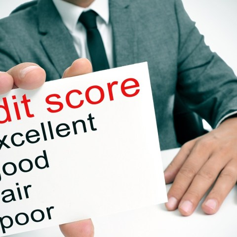 credit lender with credit scores