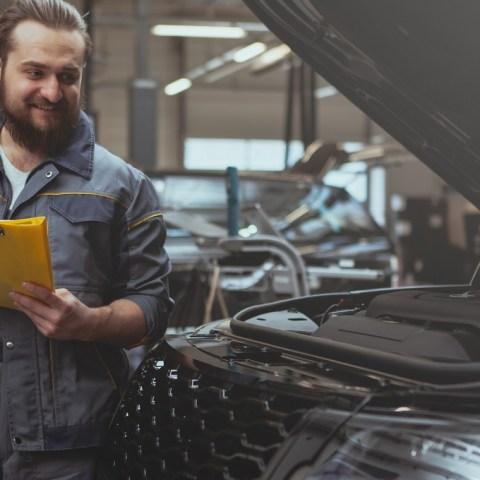 find a good mechanic