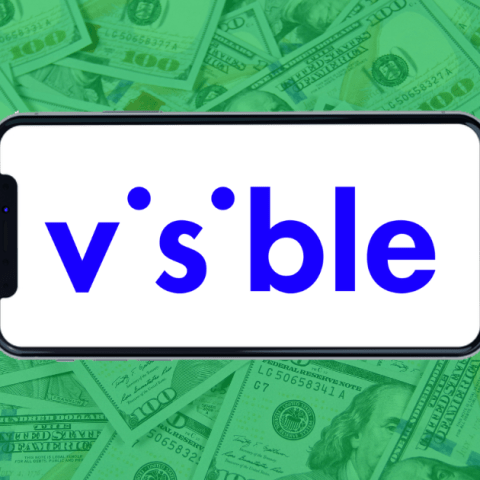 Visible Labor Day Deal: $15 Monthly Wireless Service
