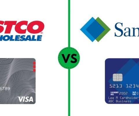 Costco vs. Sam's Club credit card comparison