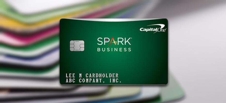 Capital One Spark Cash Business Credit Card