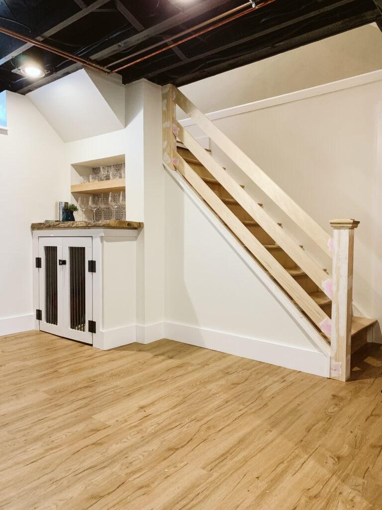 How To Build A Modern Horizontal Railing Clark Aldine | Modern Style Stair Railing | Iron | House | Wrought Iron | Modern Luxury | Art Deco