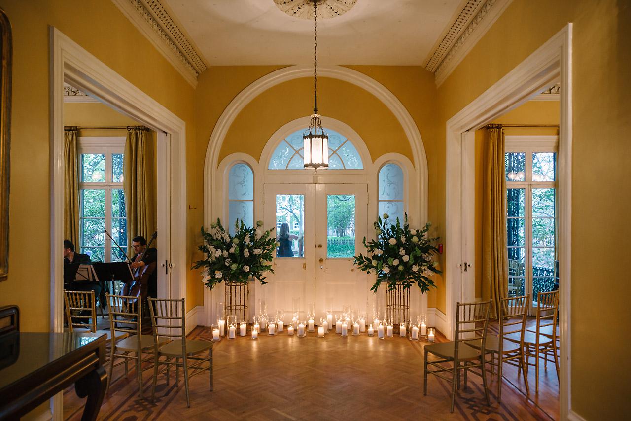 Lace House Wedding  Jenny Sanford Garden  Columbia SC