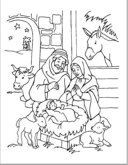 Christmas Coloring Contest - Clark Chiropractic