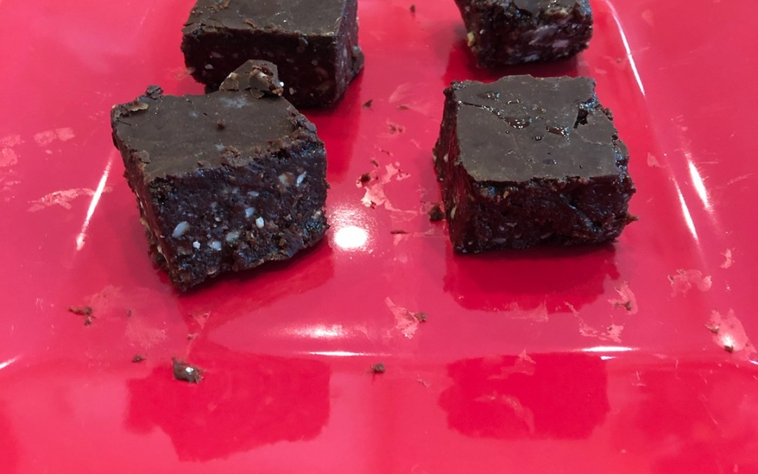 Rhonda's Raw Brownies