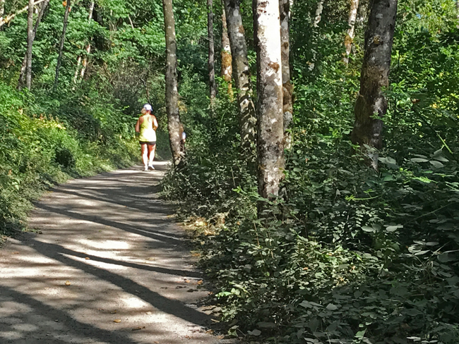 Lacamas Heritage Trail
